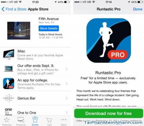 Tải Runtastic - Ứng dụng quản lý sức khỏe, thể dục trên iOS + Hình 5