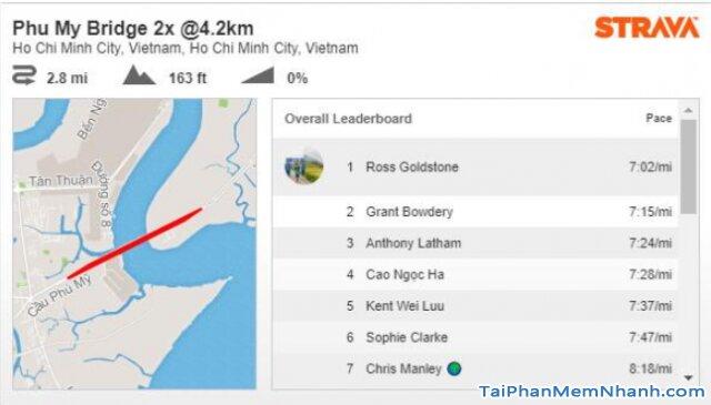 Tải Strava - Ứng dụng thách thức bạn bè chạy bộ trên iPhone, iPad + Hình 4