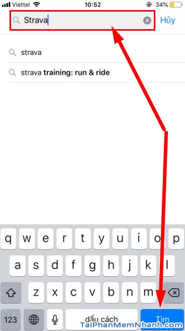 Tải Strava - Ứng dụng thách thức bạn bè chạy bộ trên iPhone, iPad + Hình 12