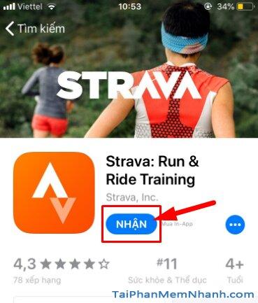 Tải Strava - Ứng dụng thách thức bạn bè chạy bộ trên iPhone, iPad + Hình 13