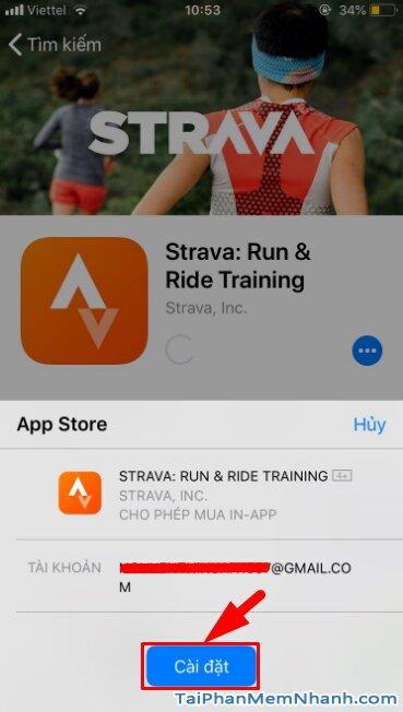 Tải Strava - Ứng dụng thách thức bạn bè chạy bộ trên iPhone, iPad + Hình 14