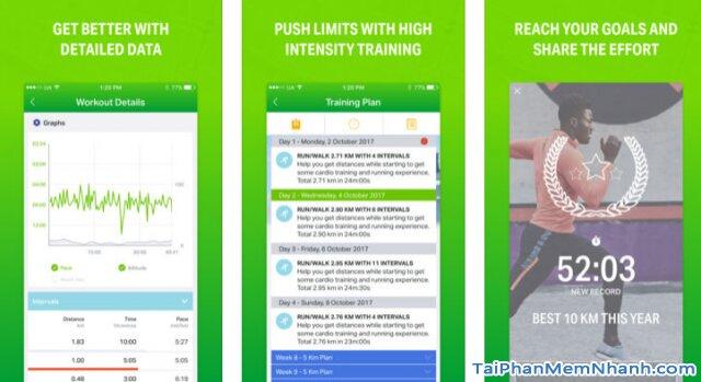 Tải Endomondo - Phần mềm theo dõi sức khỏe cho iPhone, iPad + Hình 4