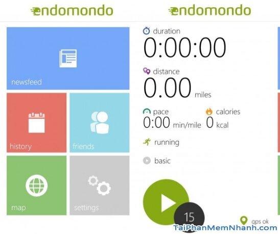Tải Endomondo - Phần mềm theo dõi sức khỏe cho iPhone, iPad + Hình 5