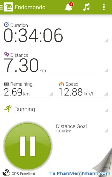 Tải Endomondo - Phần mềm theo dõi sức khỏe cho iPhone, iPad + Hình 7