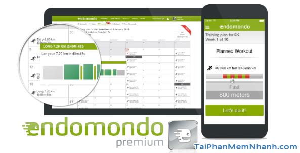 Tải Endomondo - Phần mềm theo dõi sức khỏe cho iPhone, iPad + Hình 8