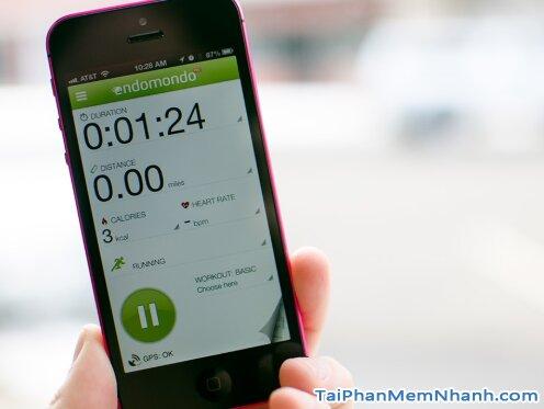 Tải Endomondo - Phần mềm theo dõi sức khỏe cho iPhone, iPad + Hình 14