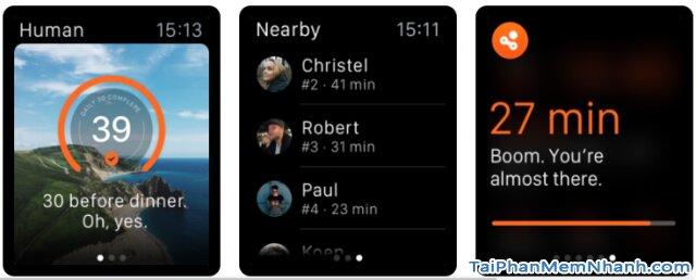Tải Human Activity Tracker - App cải thiện sức khỏe người dùng trên iOS + Hình 6