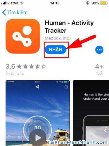 Tải Human Activity Tracker - App cải thiện sức khỏe người dùng trên iOS + Hình 11