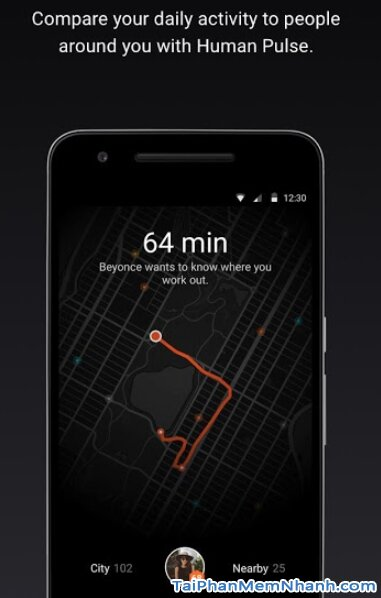 Tải Human Activity Tracker - Theo dõi hoạt động thể thao trên Android + Hình 6