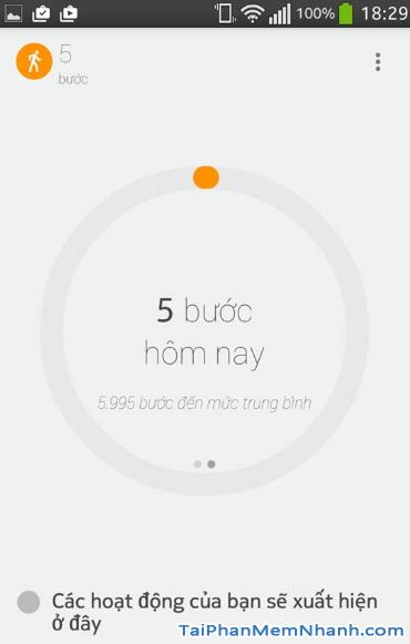 Tải Google Fit - APP theo dõi sức khỏe toàn diện trên Android + Hình 2