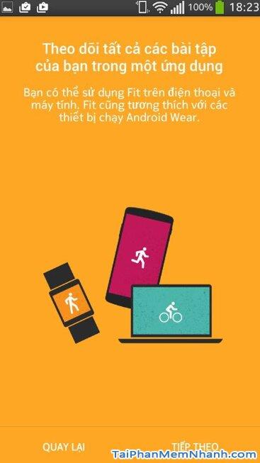 Tải Google Fit - APP theo dõi sức khỏe toàn diện trên Android + Hình 3