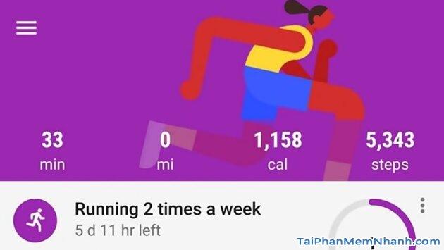 Tải Google Fit - APP theo dõi sức khỏe toàn diện trên Android + Hình 6