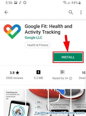 Tải Google Fit - APP theo dõi sức khỏe toàn diện trên Android + Hình 10