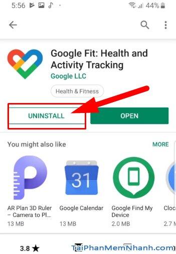 Tải Google Fit - APP theo dõi sức khỏe toàn diện trên Android + Hình 13
