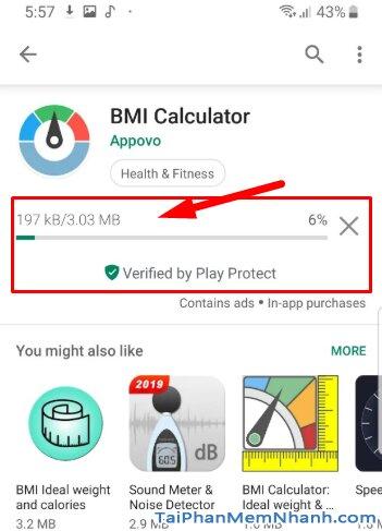 Tải BMI Calculator - Chỉ số BMI giảm cân hiệu quả trên Android + Hình 12