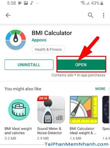 Tải BMI Calculator - Chỉ số BMI giảm cân hiệu quả trên Android + Hình 13