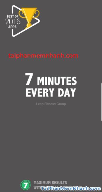Tải Seven - 7 Minute Workout: Tập thể thao 7 phút trên Android + Hình 9