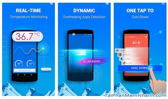 Tải Cooling Master: App hạ nhiệt khi smartphone Android nóng + Hình 3