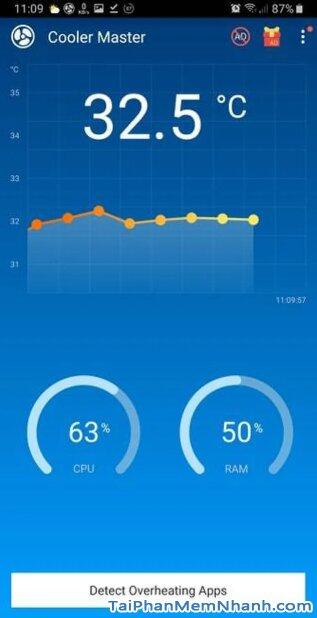 Tải Cooling Master: App hạ nhiệt khi smartphone Android nóng + Hình 14