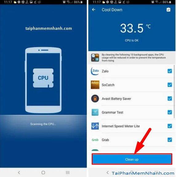 Tải Cooling Master: App hạ nhiệt khi smartphone Android nóng + Hình 15