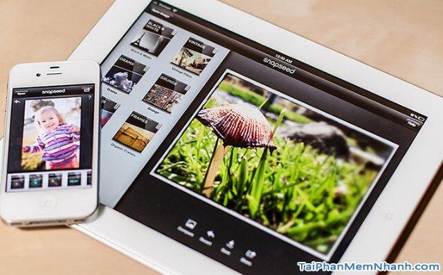 Tải cài đặt ứng dụng Snapseed cho iPhone, iPad + Hình 2