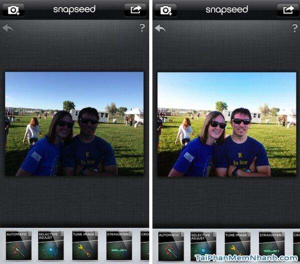 Tải cài đặt ứng dụng Snapseed cho iPhone, iPad + Hình 3