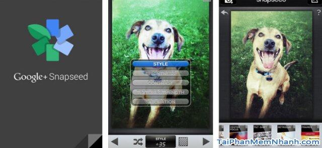 Tải cài đặt ứng dụng Snapseed cho iPhone, iPad + Hình 4
