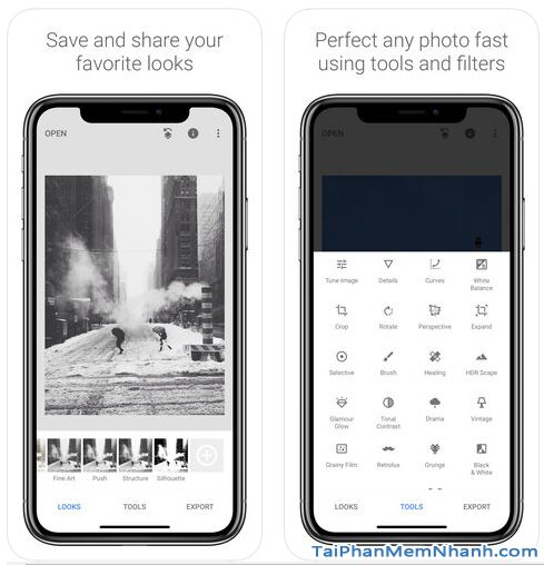 Tải cài đặt ứng dụng Snapseed cho iPhone, iPad + Hình 5
