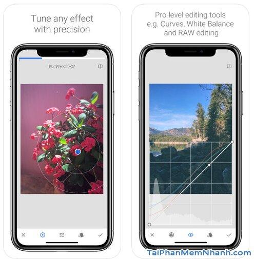 Tải cài đặt ứng dụng Snapseed cho iPhone, iPad + Hình 6