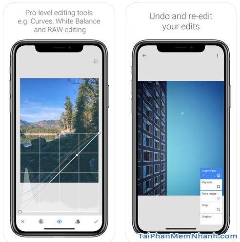 Tải cài đặt ứng dụng Snapseed cho iPhone, iPad + Hình 7
