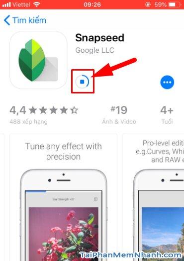 Tải cài đặt ứng dụng Snapseed cho iPhone, iPad + Hình 14