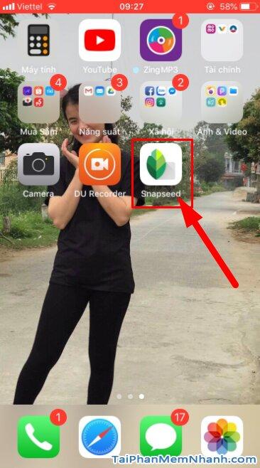 Tải cài đặt ứng dụng Snapseed cho iPhone, iPad + Hình 16