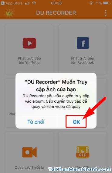 Tải DU Recorder - Trình Ghi & Live Stream màn hình trên iPhone, iPad + Hình 17