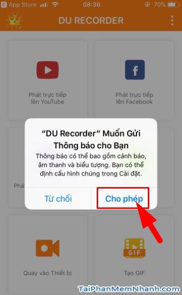 Tải DU Recorder - Trình Ghi & Live Stream màn hình trên iPhone, iPad + Hình 18