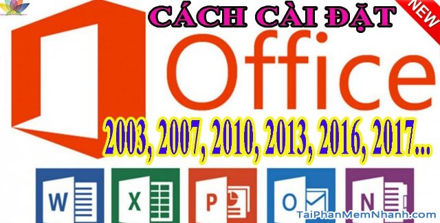 Cài hai bản Office 2003 và Office 2010 trên cùng 1 hệ điều hành + Hình 3