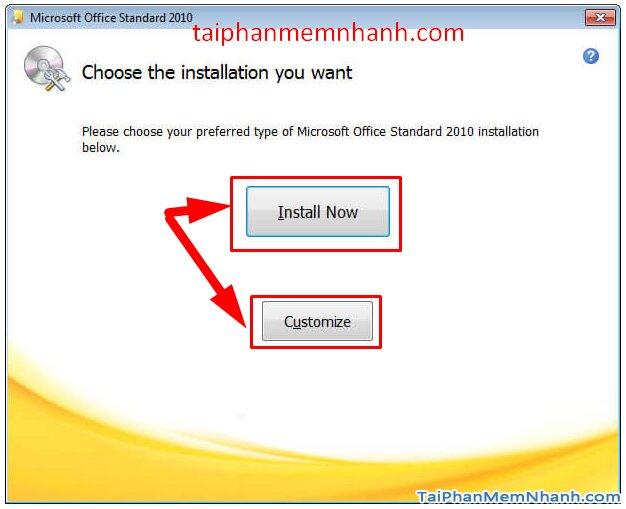Cài hai bản Office 2003 và Office 2010 trên cùng 1 hệ điều hành + Hình 7