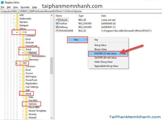 Cài hai bản Office 2003 và Office 2010 trên cùng 1 hệ điều hành + Hình 18