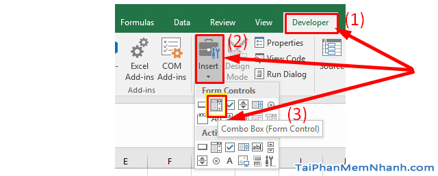 Hướng dẫn sử dụng hàm Index tạo biểu đồ tương tác trong Excel + Hình 13