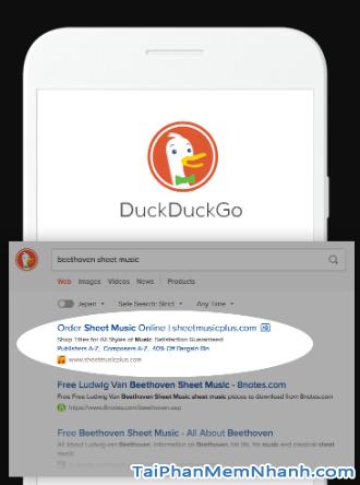 Tại sao nên sử dụng DuckDuckGo thay vì Google? + Hình 6