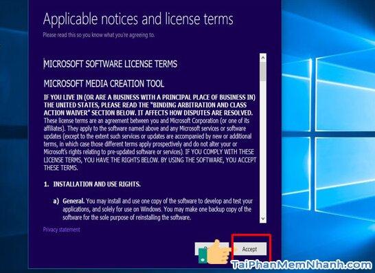 Hướng dẫn tạo USB Boot để cài đặt hệ điều hành Windows 10 + Hình 9