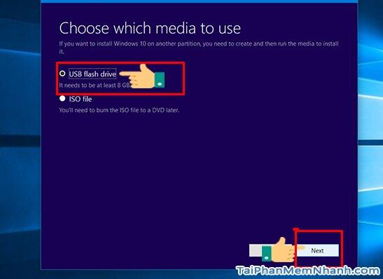 Hướng dẫn tạo USB Boot để cài đặt hệ điều hành Windows 10 + Hình 12