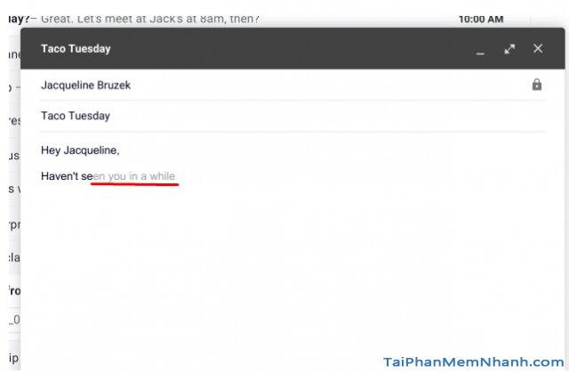 Cách sử dụng Smart Compose - Soạn thông minh mới của Gmail + Hình 4