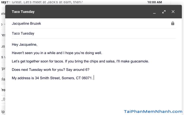 Cách sử dụng Smart Compose - Soạn thông minh mới của Gmail + Hình 9