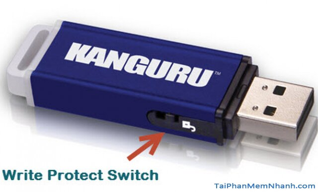USB bị lỗi Write Protected - Cách Format lại USB để tiếp tục sử dụng + Hình 3