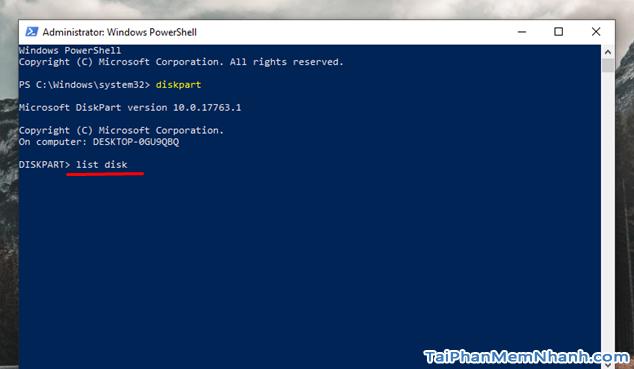 USB bị lỗi Write Protected - Cách Format lại USB để tiếp tục sử dụng + Hình 7