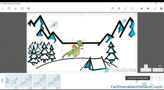 Tải VideoScribe - Phần mềm tạo video tranh vẽ tay chuyên nghiệp + Hình 4