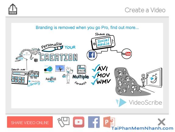 Tải VideoScribe - Phần mềm tạo video tranh vẽ tay chuyên nghiệp + Hình 21
