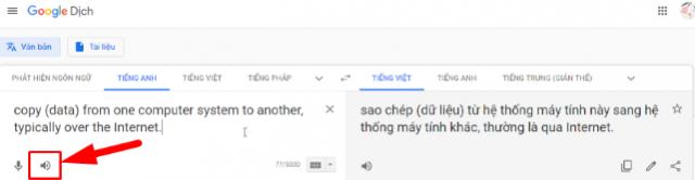 4 Cách tải file phát âm thanh từ Google Dịch về máy tính + Hình 10