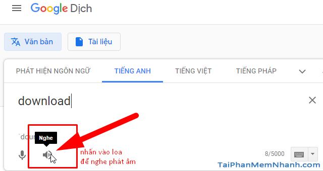 4 Cách tải file phát âm thanh từ Google Dịch về máy tính + Hình 21