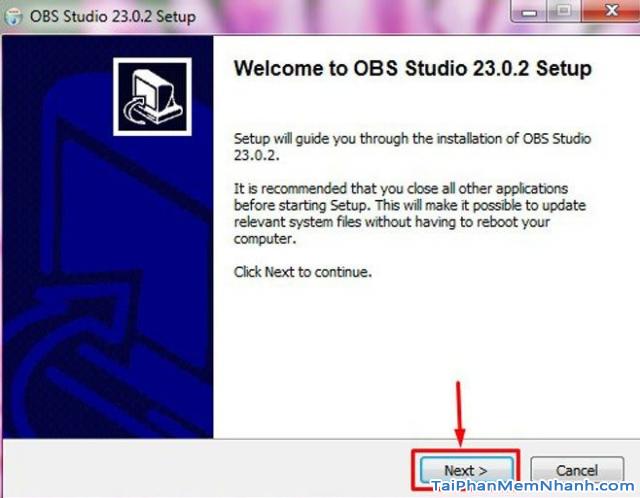 Hướng dẫn cài đặt và Quay màn hình máy tính với OBS Studio + Hình 4
